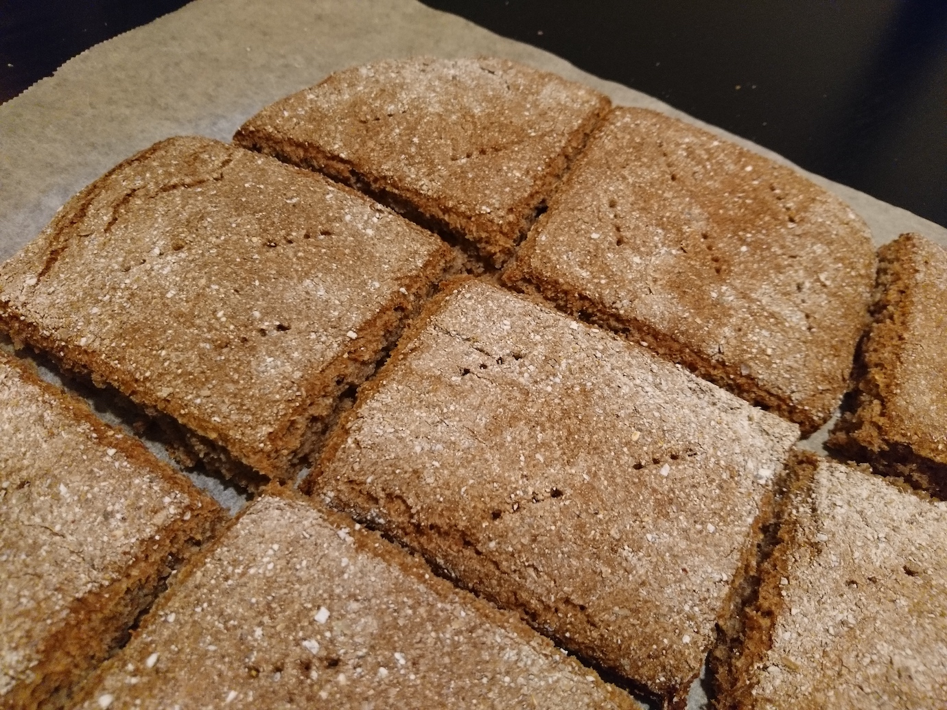 rågbröd recept utan vetemjöl